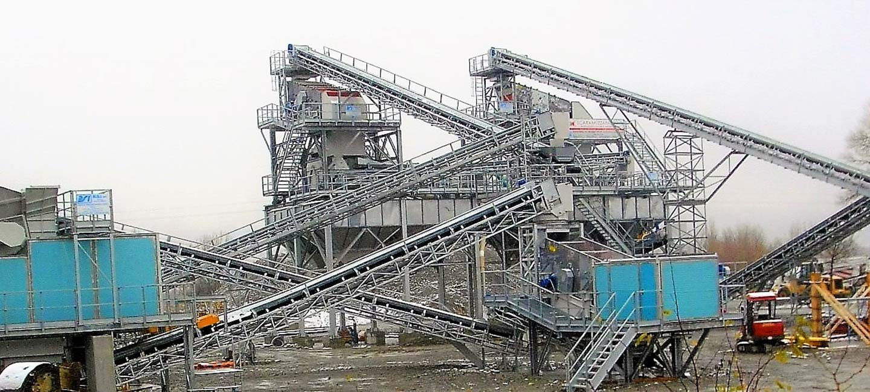 Impianti industria estrattiva