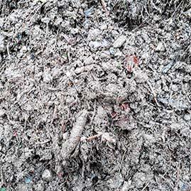 Rifiuti da pulizia e spazzamento di varia natura